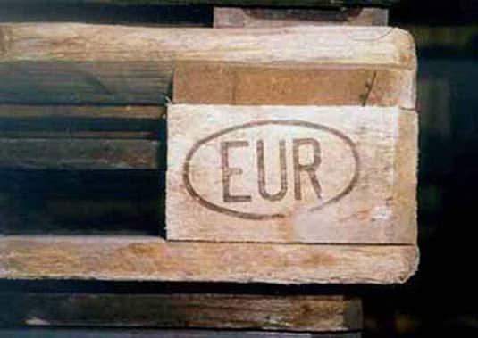 Клеймо EUR